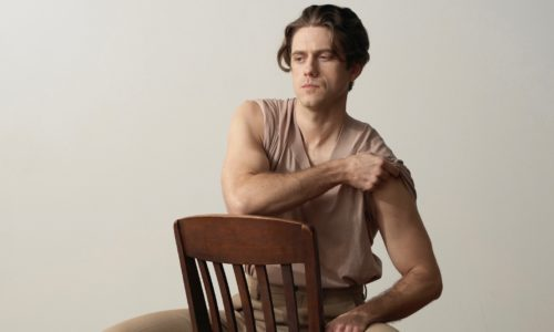 thumbnail imaage of Aaron Tveit Knows No Limits